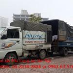 Cho thuê xe tải chuyên nghiệp tại phố Nguyễn Viết Xuân