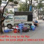 Dịch vụ taxi tải uy tín tại phố Nguyễn Viết Xuân