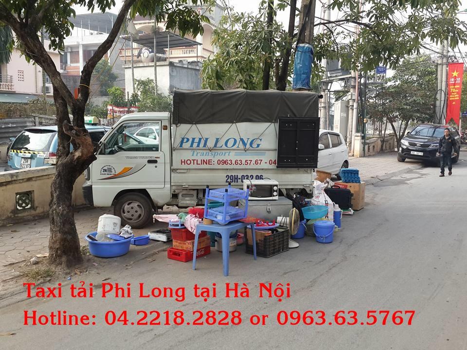 Công ty Phi Long cho thuê xe tải tại phố VŨ Trọng Phụng