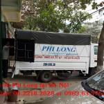 Cho thuê xe tải tại phố Vũ Trọng Phụng Phi Long