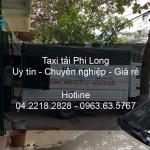 Cho thuê xe tải chuyên nghiệp tại phố Đại Cồ Việt
