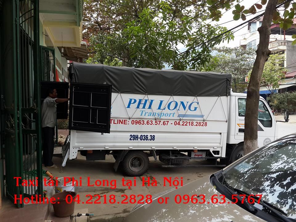 Cho thuê xe tải giá rẻ tại phố Vũ Trọng Phụng