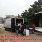 Dịch vụ taxi tải chuyên nghiệp tại phố Vũ Tông Phan