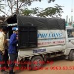 Cho thuê xe tải chuyên nghiệp tại phố Nguyễn Văn Trỗi