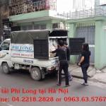 Dịch vụ cho thuê xe tải chuyên nghiệp tại phố Vũ Ngọc Phan