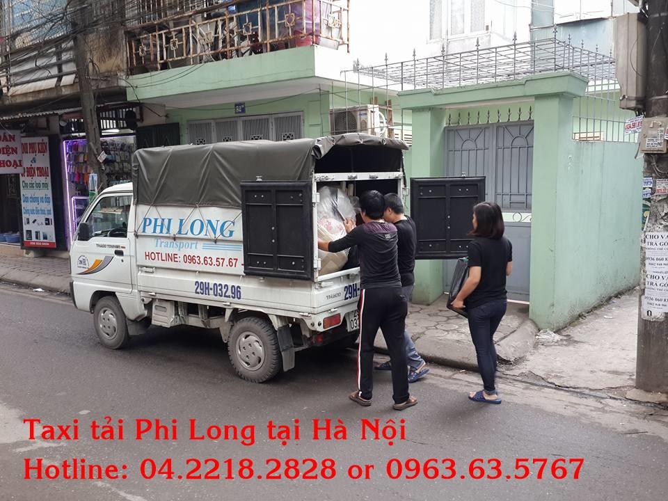Cho thuê xe tải tại phố Vũ Ngọc Phan