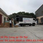 Cho thuê xe tải uy tín tại phố Vũ Tông Phan