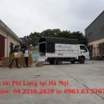 Cho thuê xe tải uy tín tại phố Trường Chinh