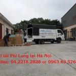 Dịch vụ taxi tải chuyên nghiệp tại phố Vọng