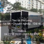 Cho thuê xe tải giá rẻ tại phố Đỗ Hành