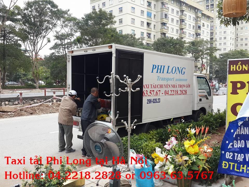 Cho thuê xe tải chuyên nghiệp tại phố Thượng Đình