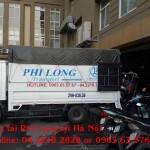 Cho thuê xe tải giá rẻ tại phố Nguyễn Quý Đức
