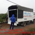 Dịch vụ taxi tải uy tín tại phố Nguyễn Tuân