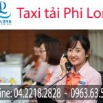 Dịch vụ taxi tải chuyên nghiệp tại phố Khương Trung