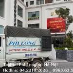 Cho thuê xe tải giá rẻ Hà Nội tại Mỹ Đức