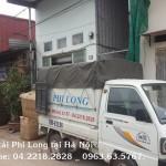 Cho thuê xe tải chuyên nghiệp tại phố Tô Vĩnh Diện