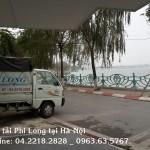 Cho thuê xe tải tại phố Hoàng Ngọc Phách