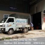 Phi Long cho thuê xe tải giá rẻ tại phố Thái Thịnh