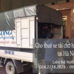 Dịch vụ cho thuê xe tải tại Bà Huyện Thanh Quan