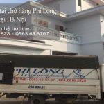 Cho thuê xe tải tại phố Ấu Triệu