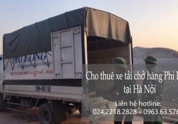 Cho thuê xe tải tại phố Đặng Tất