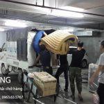 Cho thuê xe tải chuyển nhà tại phố Yên Lãng