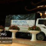 Cho thuê xe tải chuyển nhà giá rẻ tại đường Trần Duy Hưng