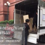 Dịch vụ cho thuê xe tải tại phố Yên Thịnh