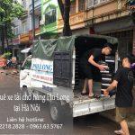 Cho thuê xe tải chuyển hàng tại đường Quang Tiến