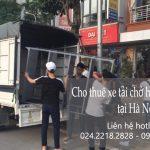 Dịch vụ cho thuê xe tải tại phố Cự Lộc