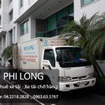 Cho thuê xe tải tại Phố Ngọc Khánh
