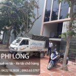 Phi Long cung cấp cho thuê xe tải giá rẻ tại phố Huỳnh Thúc Kháng