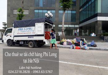 Cho thuê xe tải tại phố Mai Phúc