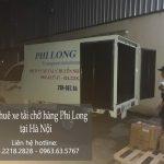 Dịch vụ cho thuê xe tải tại phố Hoàng Đạo Thành