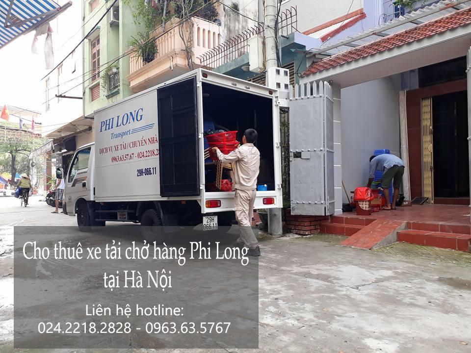 Dịch vụ cho thuê xe tải tại phố Lý Nam Đế