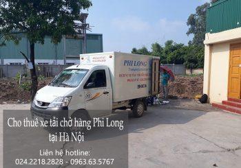 Dịch vụ cho thuê xe tải uy tín tại phố Gia Quất