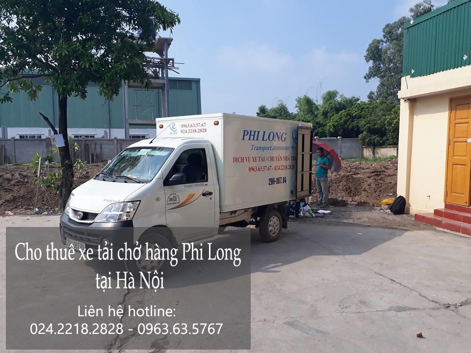 Dịch vụ cho thuê xe tải uy tín tại phố Gia Quất-0963.63.5767