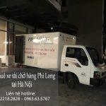 Cho thuê xe tải tại phố Vạn Hạnh
