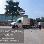 Cho thuê xe tải chở hàng tại phố Lệ Mật-0963.63.5767