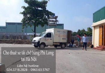 Cho thuê xe tải chở hàng tại phố Lệ Mật
