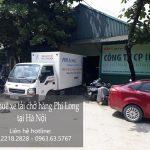 Dịch vụ cho thuê xe tải chở hàng tại phố Huỳnh Văn Nghệ