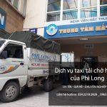 Cho thuê xe tải vận chuyển tại phố Huỳnh Tấn Phát- 0963.63.57.67
