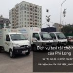 Dịch vụ cho thuê xe tải 5 tạ tại phố Hồng Mai