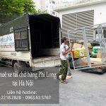 Cho thuê xe tải giá rẻ tại phố Đàm Quang Trung