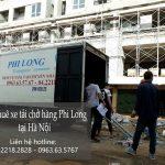 Cho thuê xe tải chở hàng giá rẻ tại phố Chùa Một Cột