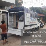 Dịch vụ cho thuê xe tải chở hàng tại phố Bà Huyện Thanh Quan