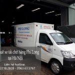 Cho thuê xe tải lớn tại phố Trần Danh Tuyên