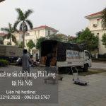 Dịch vụ cho thuê xe tải chở hàng Phi Long tại phố Lê Hồng Phong