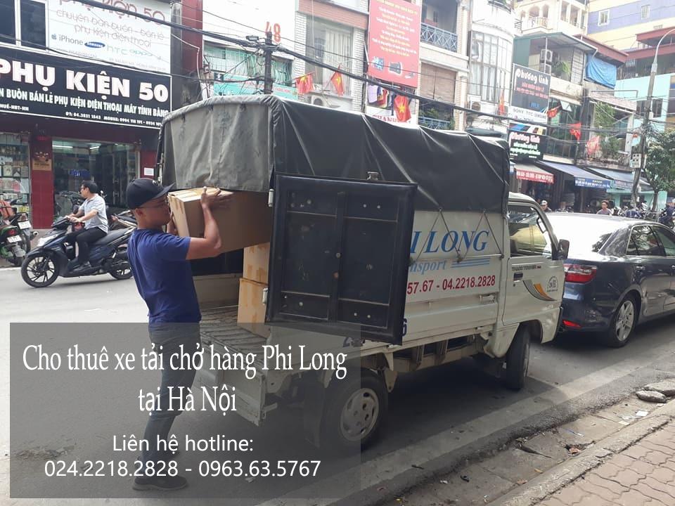 Dịch vụ cho thuê xe tải tại phố Ỷ Lan