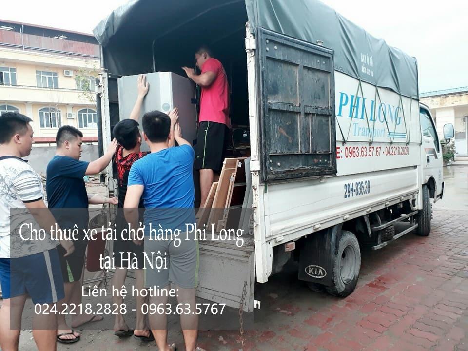 Cho thuê xe tải giá rẻ chất lượng tại phố Ô Cách-0963.63.5767